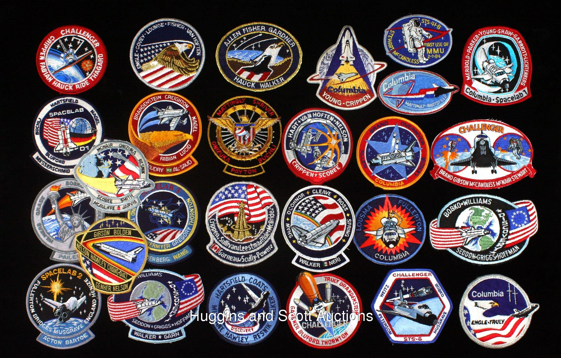 space shuttle mission badges - photo #31