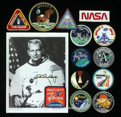 astronaut neil armstrong patches - photo #5